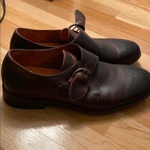Robert Wayne Monk Strap Dress Shoes